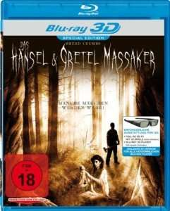 Das Hänsel & Gretel Massaker - Bread Crumbs- Real 3D [3D Blu-ray] [Special Edition]