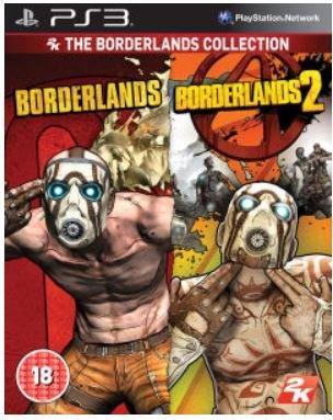 zavvi.com - Borderlands 1 und Borderlands 2 -  PS3 Kollektion - 12,39 €