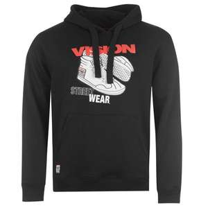 Vision Over The Head Hoody