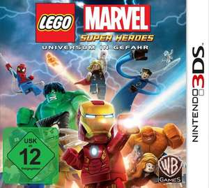 Nintendo 3DS - LEGO: Marvel Super Heroes ab €20,50 [@Alternate.de]