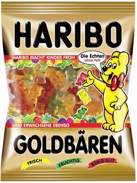Rewe City (z.B. Hannover): Haribo Fruchtgummi oder Lakritz, verschiedene Sorten, ab 3 Beutel je nur 0,59 Euro