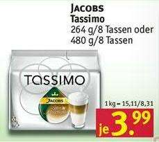 Tassimo T-Discs Latte Macchiato bei Rossmann