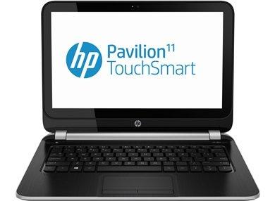 """HP Notebook 11,6"""" Touchdisplay, AMD A4, 4GB, 500GB, Win 8.1 für 269€"""