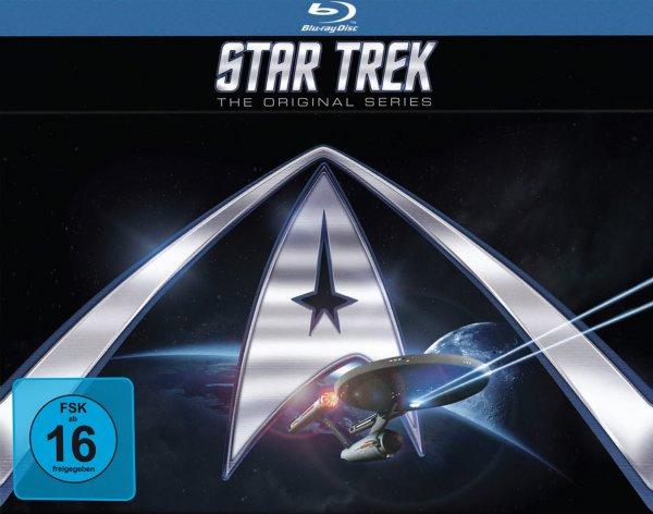 Star Trek: Raumschiff Enterprise - Die komplette Serie - Staffel 1-3 [BLU-RAY] the original Import