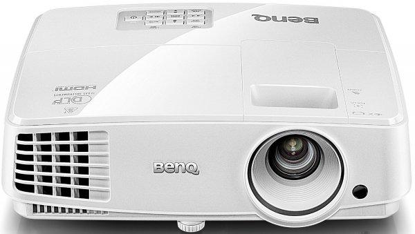 [amazon.de] BenQ TW523P DLP-Projektor (WXGA, Kontrast 13000:1, 1280 x 800 Pixel, 3000 ANSI Lumen, VGA, HDMI) weiß für 335 €