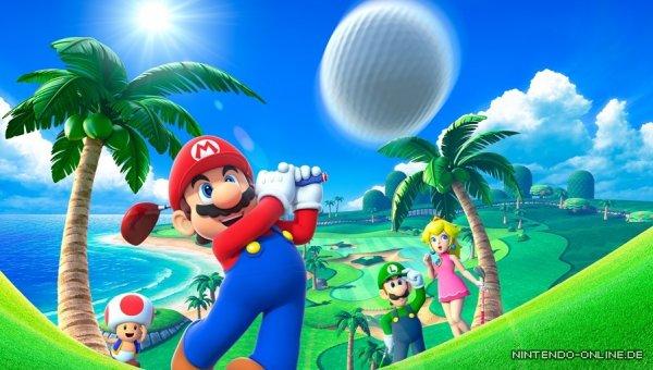 Mario Golf World Tour 3DS Lieferung in Deine Müller-Filiale