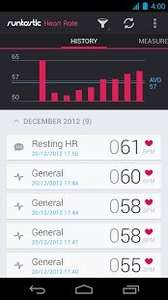 [Android] Runtastic Heart Rate Pro als App des Tages