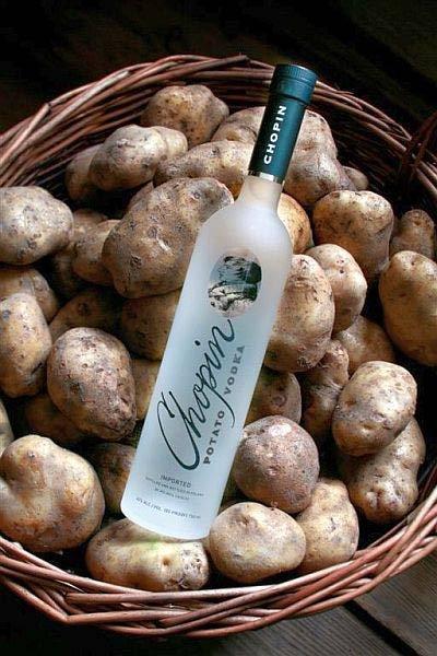Chopin Potato Premium Vodka 40% 0,70l