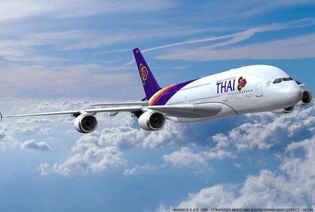 Direktflug mit Thai-Airways von Frankfurt nach Bangkok und Weiterflug nach Phuket im September für 650€