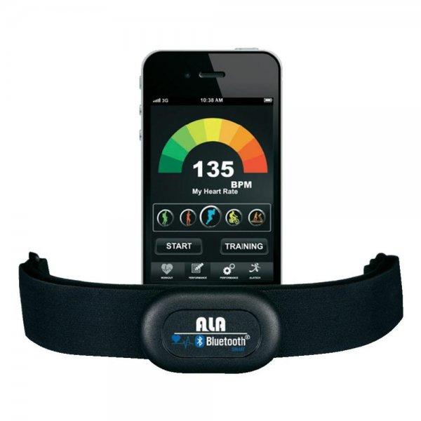 [Conrad.de] Bluetooth Pulsfrequenz Brustgurt: Alatech Smartrunner CS009