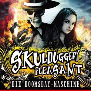 Skullduggery Pleasant - Die Doomsday Maschine Ebook Short Kostenlos
