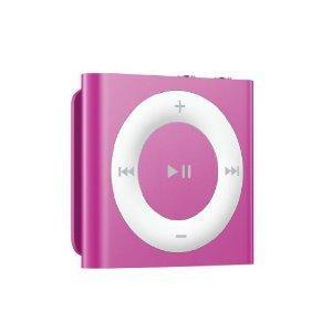 iPod Shuffle 4G (2GB) bei Ebay-Powerseller für 41€ (pink)