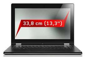 "B-Ware - Lenovo IdeaPad Yoga 13 intel i5 13,3""/33,7cm 10 Finger Multitouch 128GB SSD 4GB"