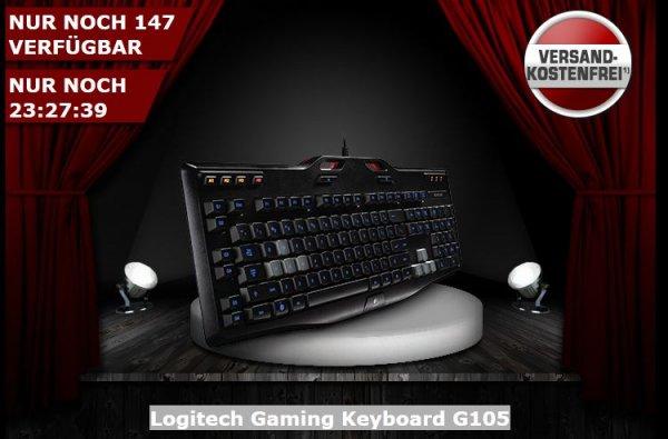 Logitech Gaming Keyboard G105 @One.de 39,99 €