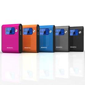 [ebay] Ninetec 10.000 mAh Powerbank USB Akku für 19,99 € / idealo 29,99 €