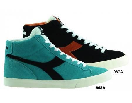 DIADORA Sneaker Tennis SH Hi Suede Vintage Schuhe  für 29,99€ @ MP OHA