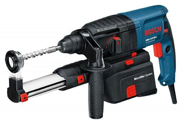 Bosch GBH 2-23 REA Professional  Absaughammer mit SDS-plus