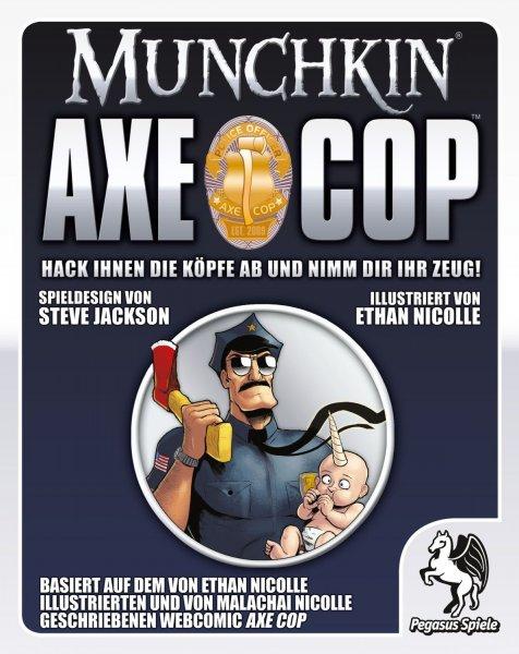 Munchkin Axe Cop (und andere...)