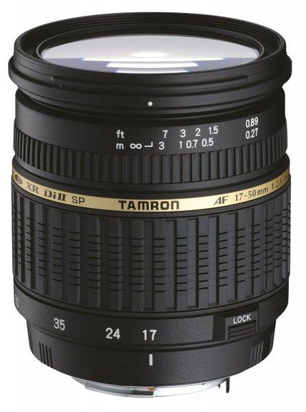 Tamron AF 17-50mm 2,8 [SONY] - nur 249,95 (Amazon)