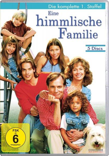 Eine Himmlische Familie DVD Staffel 1-4 je Staffel nur 13,97€ bei Amazon