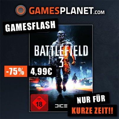 Battlefield 3 für 4,99€ Origin Key