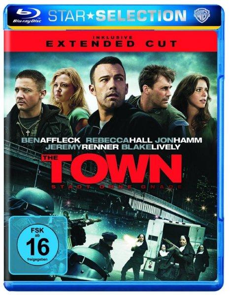 [Blu-ray] The Town - Stadt ohne Gnade (Wie neu) für 4,25 € bei Prime-Versand @Amazon WHD
