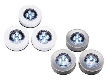 [OFFLINE] LIDL LIVARNO LUX 3 LED-Leuchten mit Magnet und Kleber
