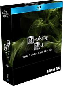[Lokal!?] [Blu-Ray] Breaking Bad (Season 1-5) bei Media Markt