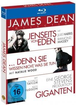 [Blu-ray] Filme ab 4,44€ + James Dean Collection + Die Tudors 1-4 @ Alphamovies