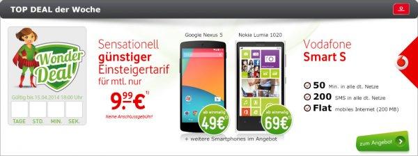 [modeo.de] Nokia Lumia 1020 für effektiv 313,75€