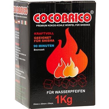 Shisha Kohle 50% Rabatt Coconuss Kohle Meister-Kohle.de 1,99 Euro für 1 Kg Original Cocobrico Kohle