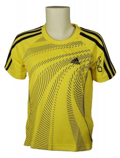 """Adidas™ - Kinder Sportshirt """"F50"""" (Gelb,Gr.128) ab €7,97 [@TheHut.com]"""