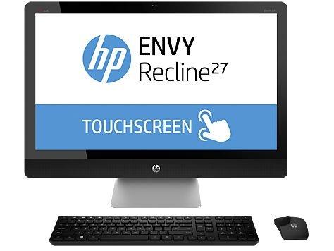 """HP Envy Recline 27-k105eg für 1049€ @ HP Store - 27"""" All-in-One PC mit Touchscreen"""