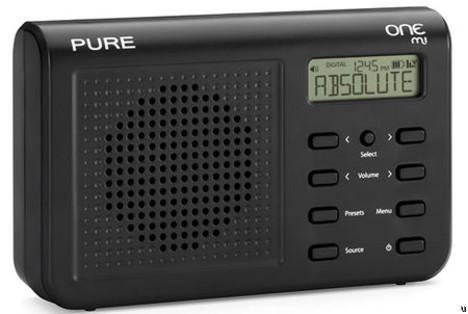 DAB+ Radio Pure One Mi ab 40.- @Amazon WHD