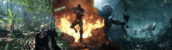 Crysis Trilogy für 9,99€ -75% - Origin Key Inklsusive Add Ons (Warhead und Lost Island)