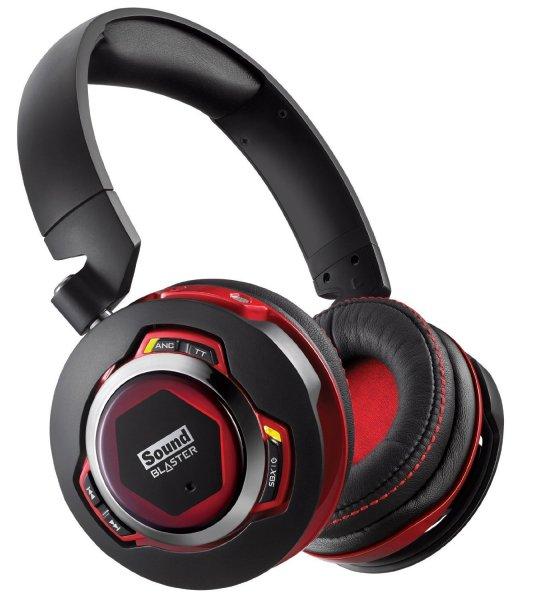 Amazon - Creative Sound Blaster Evo ZxR Wireless-Headset ab 178,48€ WHD, 214,62€ neu, nächster Preis 259,39€