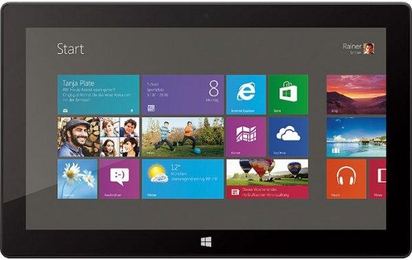 Microsoft Surface RT 64GB