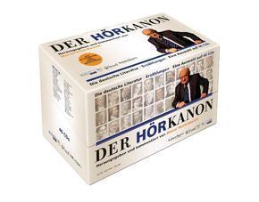 """""""Der HörKanon"""" auf 40 CDs, hrsg. von Marcel Reich-Ranicki 90,43€"""