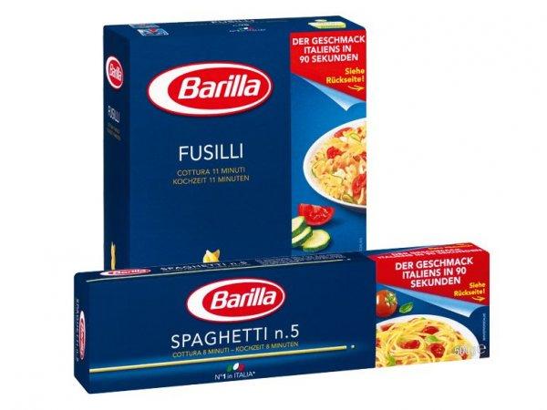 Lidl bis Samstag (17.05.14): Barilla für 0,69€, versch. Sorten