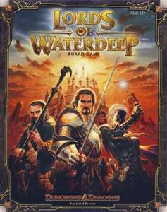 Lords of Waterdeep - Wizards of the Coast