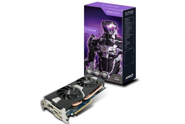 Sapphire Radeon R9 270X Dual-X, 2GB GDDR5