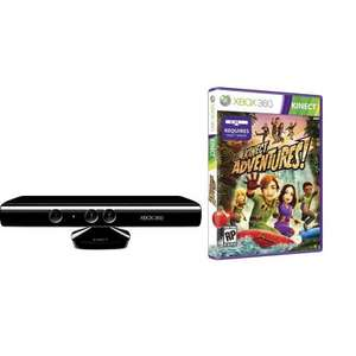 Kinect + Adventures für 95€ bei Amazon