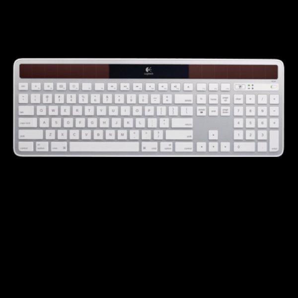 Logitech K750 Tastatur Mac Silber für 29,33€ @ eBay