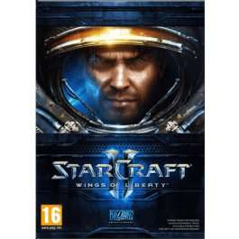 StarCraft II: Wings of Liberty (PC/Mac) für 12,88 €