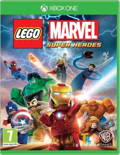 XBox One - LEGO: Marvel Super Heroes ab €28,74 [@Zavvi.com]