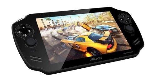 """ARCHOS Gamepad 2 17.8cm (7"""") IPS Touch Display Quadcore 2 GB Ram für 129€ --- 40€ bzw. 23% sparen."""