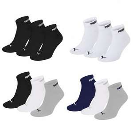 15 Paar Puma quarter Socken 25,50€ inkl Versand