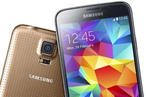 Samsung Galaxy S5 mit Vodafone Red XS All Net, Sms Flat, 400 MB Aktion