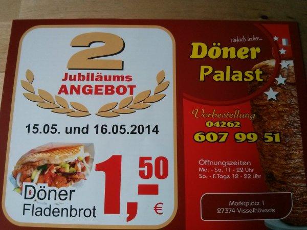 [Lokal] Döner nur 1,50€