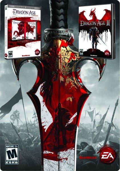 Dragon Age 2 + Dragon Age Origins: Ultimate Edition [Origin] für 9,10€ @Amazon.com